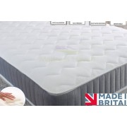 Dreamtouch Mattresses LTD From £39 for a sweet dreams sprung deluxe micro quilted memory sprung mattress from Dreamtouch Mattresses LTD - save up to 89%