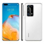 Huawei P40 Pro+ Dual 5G 512 GB 8GB RAM No Google Play (solo GSM sin CDMA) Versión internacional sin garantía (cerámica blanca)