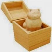 Diffuseur parfum chat en céramique
