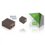 Amplificator HDMI 35m, Konig KNVRP3405