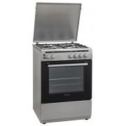 Aragaz Vortex VO1802 60cm 65l timer grill inox