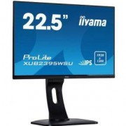 Iiyama ProLite XUB2395WSU-B1 22.5 Full HD LED Mat Flat Zwart computer monitor
