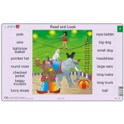Puzzle Larsen - Read and Look 07-08, 2x16 piese (48591)
