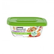 Purina Beneful Chopped Blends With Lamb, Brown Rice, Carrots, Tomatoes & Spinach Wet Dog Food, 10-oz container, case of 8