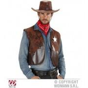 Cowboy sheriff gilet