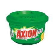 Detergent Pasta de Vase Axion Lemon, Parfum de Lamaie, Greutate 400 g, Axion Detergent de Vase, Detergent Pasta pentru Vase, Degresant Solid pentru Vase, Detergent Impotriva Grasimilor, Detergent Solid de Vase, Detergent Pasta pentru Vase