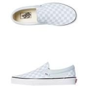 Vans Womens Classic Slip On Shoe Baby Blue