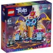 Конструктор Лего Тролчетата - Рок концерт във вулкана, LEGO Trolls World Tour, 41254
