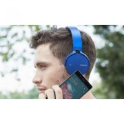 Sony MDRXB650BT/B Extra Bass Bluetooth Headphones Blue Over The Ear (MDRXB650BT/L)