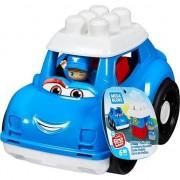 Mașina se amestecă mașină de poliție (GCX08)