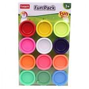Funskool-Fundoh Fun Pack Multi Colour