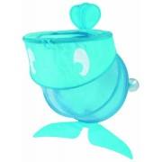 Suport de jucarii bebe pentru baie Albastru Ludi
