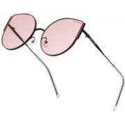 ROYAL SON Cat-eye Sunglasses(Pink)