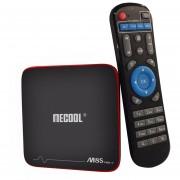 M8S PRO W Android TV Box S905W CPU (EU PLUG 2GB (Negro)