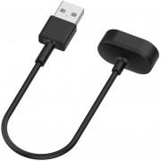 Sustitución del cable de datos USB Cargador Cable de carga para inspirar fitbit/ HR-Negro