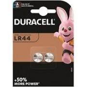 Duracell LR44 KA76 AG13 G13A 1,5V gombelem BL2