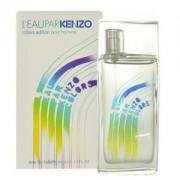 Kenzo l'eau par kenzo colors pour homme 50 ml eau de toilette edt spray profumo uomo