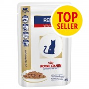 Royal Canin Veterinary Diet Royal Canin Renal Veterinary Diet - Manzo 12 x 85 g