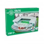 Nanostad celtic 3d-puzzel celtic park 179 stukjes