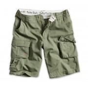Krótkie Spodenki Męskie bojówki Surplus Trooper shorts washed olive