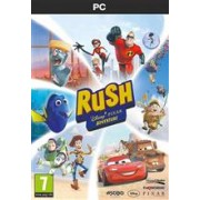 Rush A Disney Pixar Adventure Pc