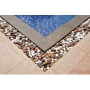 Placaj Granit G682 Aur Desert Galben Fiamat 30x30x3 cm