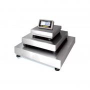 Cantar platforma Partner PIBS 150 kg, complet INOX, dimensiune platan 40x50 cm