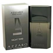 Azzaro Night Time Eau De Toilette Spray 3.4 oz / 100.55 mL Men's Fragrance 492916