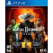 Videojuego Mortal Kombat 11 Aftermath Kollection Ps4