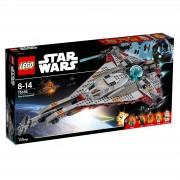 Lego star wars 75186 arrowhead la punta della freccia