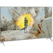 Panasonic TX-55FXW724 LED-TV 139 cm 55 inch Energielabel: A+ (A++ - E) Twin DVB-T2/C/S2, UHD, Smart TV, WiFi, PVR ready Zilver