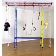 KletterDschungel Indoor-Spielgerät Brücke Standard 2,40 - 3,00m