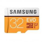 Card Memorie Evo Micro SDXC 32GB Samsung