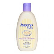 CALMING COMFORT WASH FOR BABIES (Lavender and Vanilla) (8oz) 236ml