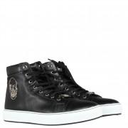 Philipp Plein Hi Top Sneakers Skull