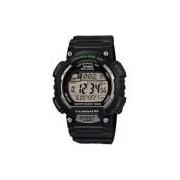 Relógio Casio Standard Digital Tough Solar Stl-s100h-1avdf Preto/verde