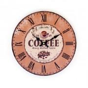 Retro falióra kávés stílussal