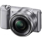 Sony A5000 + 16-50mm - Zilver