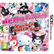 Hello Kitty and Friends Rocking World Nintendo 3DS