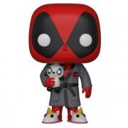 Pop! Vinyl Marvel Deadpool Playtime in Robe Pop! Vinyl Figure