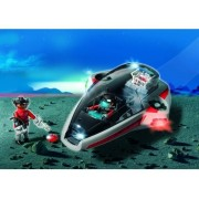 Playmobil Future Planet - 5155 - Jeu De Construction - Vaisseau Des Darksters