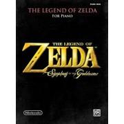 The Legend of Zelda Symphony of the Goddesses: Piano Solos, Paperback/Koji Kondo