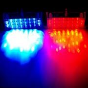Set proiectoare Strobo (2 x 20 LED) - diferite functii