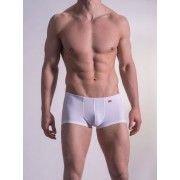 Olaf Benz [2 Pack] RED 1010 Mini Pants Boxer Brief Underwear White 1-01020/1000 LOS