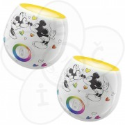 Philips DIS Mini Mickey & Minnie Mouse white