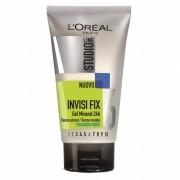 L'oréal Paris - Studio Line - Invisi Fix 6 Gel Fissaggio Forte 150 Ml