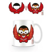 Marvel Comics Mug Kawaii Falcon