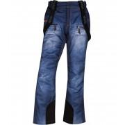 KILPI Pánské lyžařské kalhoty DENIMO-M HM0028KIBLU Modrá XL