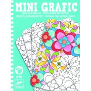 Mini grafic flori Djeco