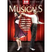 Classic Musicals 50 Movie MegaPack [12 Discs] [DVD]